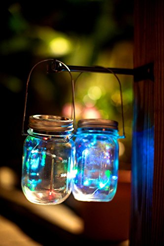 outdoor mason jar lights - 2