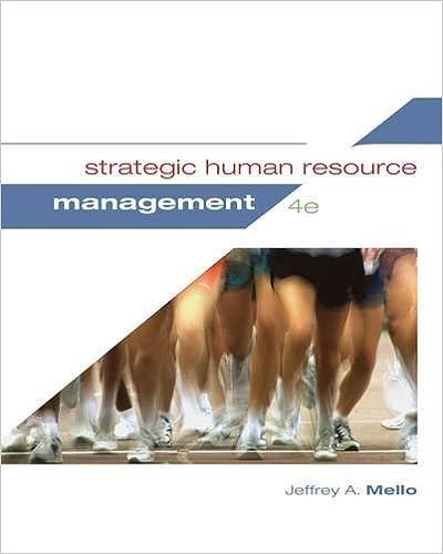 Read online Strategic Human Resource Management PDF, azw (Kindle), ePub