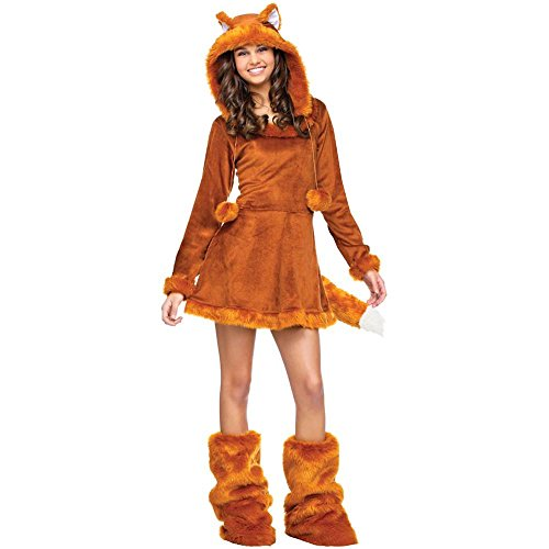 Sweet Fox Teen/Junior Costume - Teen (Fox Costume For Teens)