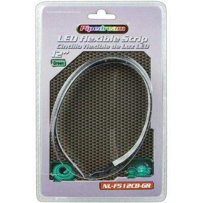 Audiopipe Pipedream 12 LED Flexible Strip, Green