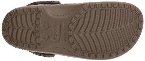 Crocs Unisex Classic Realtree Edge Clog Walnut
