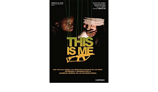 Amazon.com: This is Me (2009) [ NON-USA FORMAT, PAL, Reg.0 ...