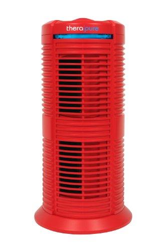 Envion Therapure TPP220-M Permanenet HEPA Type Air Purifier Red