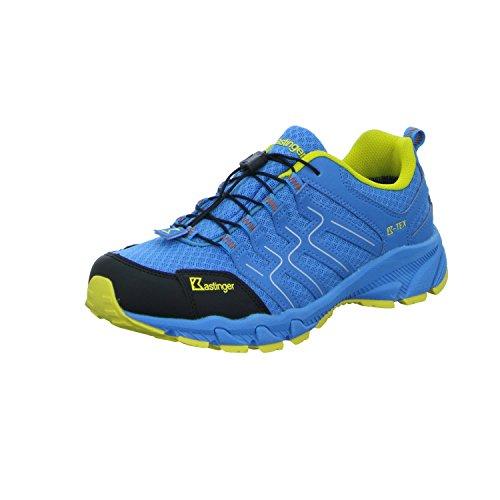 Kastinger Hinkingschuh Trailrunner, Farbe: Blau/Gelb Blau/Gelb