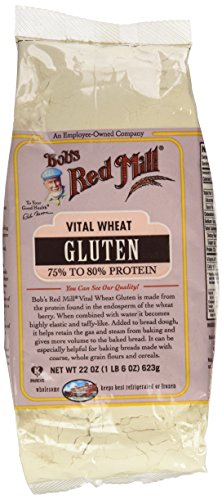 (Bob's Red Mill Gluten Flour, 22-Ounce Package)