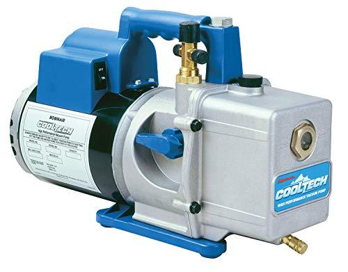 Robinair (15600) CoolTech Vacuum Pump - 2-Stage, 6 CFM
