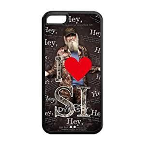 New Design Your Duck Dynasty Back Case for Apple iphone 5C JN5C-1353