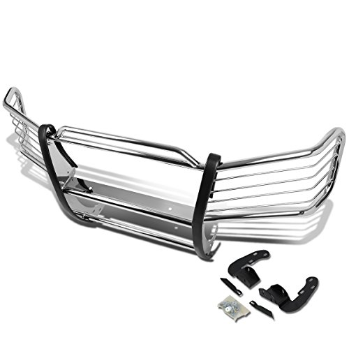 02 trailblazer grill guard - 1