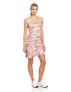 Lole Women's Ollie Dress, Kimono Fusion Coral, X-Large