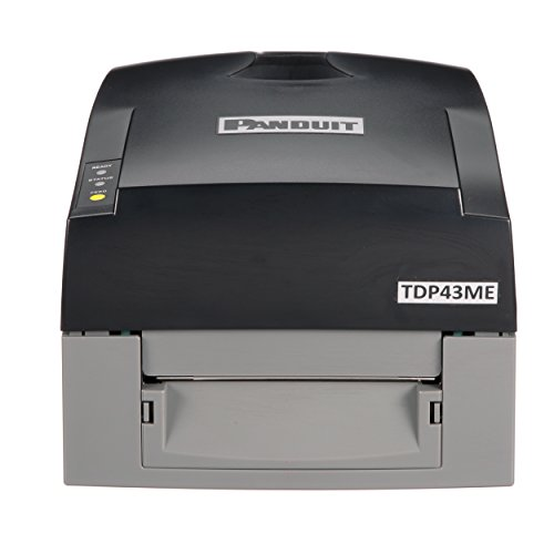 - Panduit TDP43ME 300 DPI Printer with Easy-Mark Labeling Software