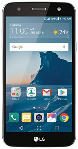 LG X Charge - 16 GB - Unlocked (AT&T/Sprint/T-Mobile) - Titanium - Prime Exclusive