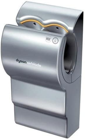 Amazon Com Dyson Airblade Ab02 120v Silver Automatic Hand Dryer 120v Home Kitchen