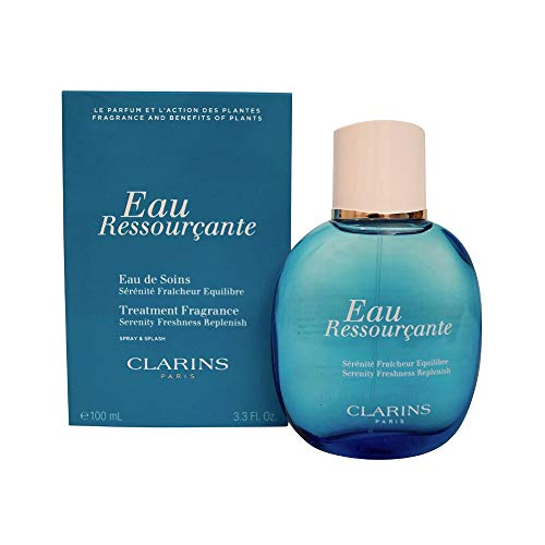 Clarins Eau Ressourcante Fragrance Spray, 3.4 Ounce