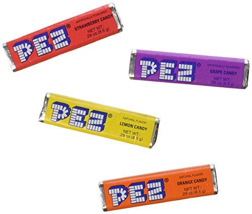 Pez Candy Refills 5 Lb Bulk (Assorted Flavors) (Pez Strawberry Refill)