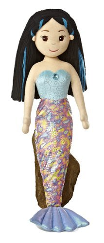 Aurora World Morgana Mermaid 27 Plush by Aurora World