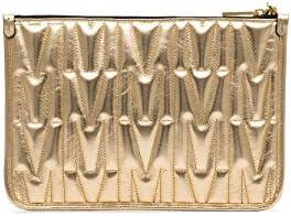 Moschino Luxury Fashion Donna A843980110606 Oro Pelle Pochette | Primavera-estate 20