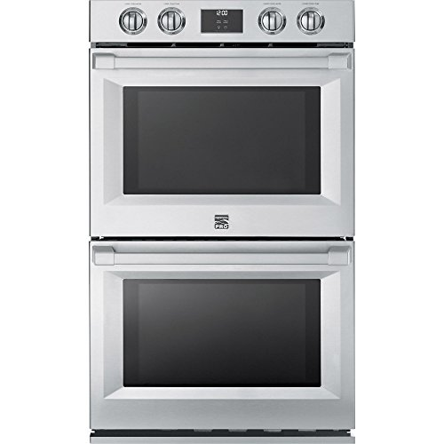 Kenmore PRO 41143 30″ Double Wall Oven in Stainless Steel, includes delivery and hookup