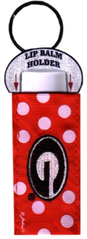 Game Day Outfitters 1936951 University of Georgia - Keychain Lip Balm Holder - Case of 144 by Game Day Outfitters