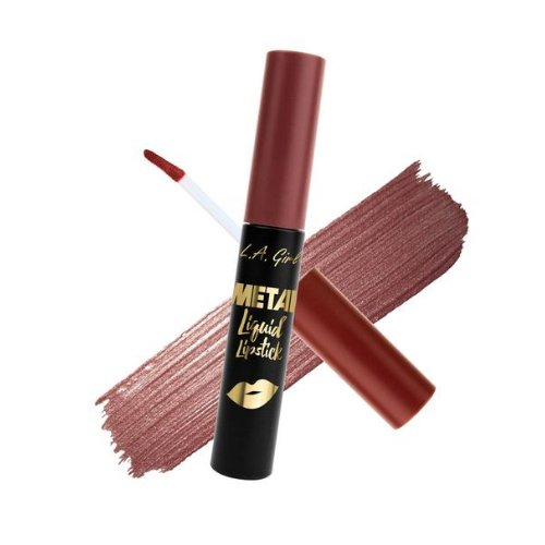 L.A. GIRL Metal Liquid Lipstick - Illuminate