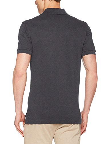 BROOKS BROTHERS, Polo para Hombre Grigio (Charcoal)