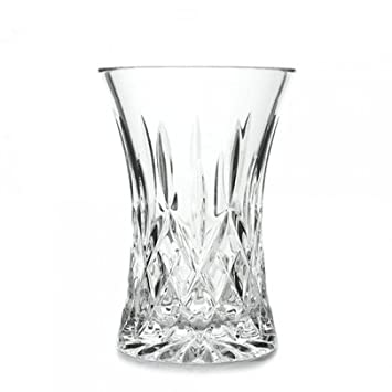 Amazon Waterford Crystal Lismore 6 Diamond Wedge Cut Vase