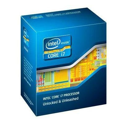 Intel Core i7-3770K Quad-Core Processor 3.5 GHz 8 MB Cache LGA 1155 - BX80637I73770K (Intel Graphics Hd 4000)