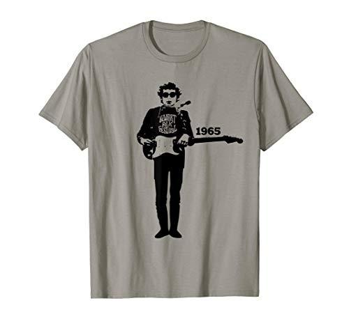 1965 Newport Folk Festival T-shirt Bob