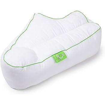 sleep yoga side sleeper arm rest posture pillow side sleeper pillow to