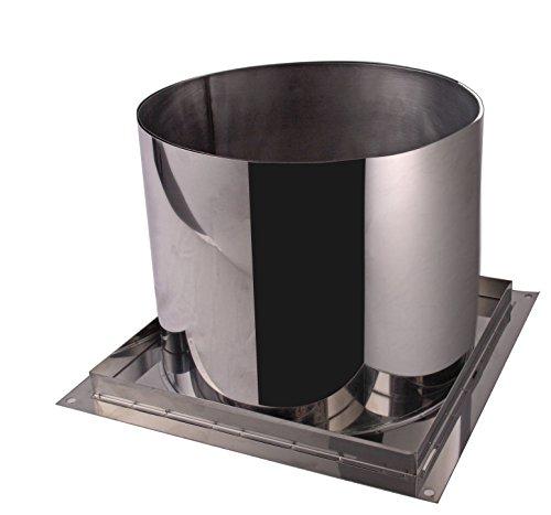 Firestop Radiation Shield (EcoVent USA Firestop With Radiation Shield 6-Inch)