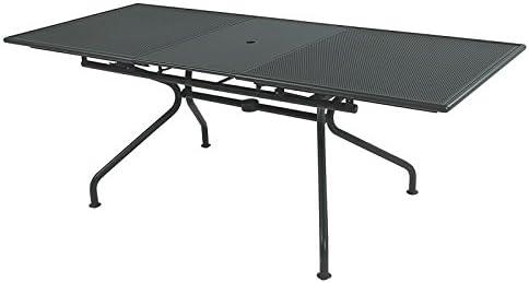 Emu Piano Tavolo Allungabile.Emu Tavolo Piano Rettangolare Allungabile Cm 160 210 X 90 Art