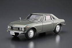 Aoshima 55502 The Model Car 66 Nissan CSP311 Silvia 1966 1/24 scale kit by Aoshima