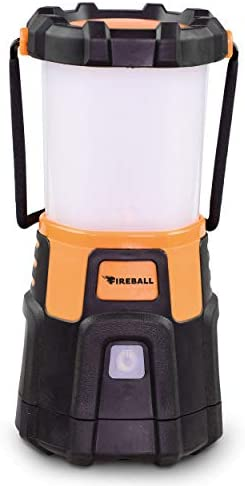 Fireball Battery Operated Rechargeable Lantern