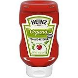 Heinz Organic Tomato Ketchup, 14 oz Bottle