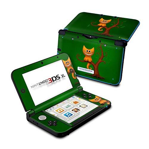 Cheshire Kitten - DecalGirl Sticker Wrap Skin Compatible with Nintendo Original 3DS XL