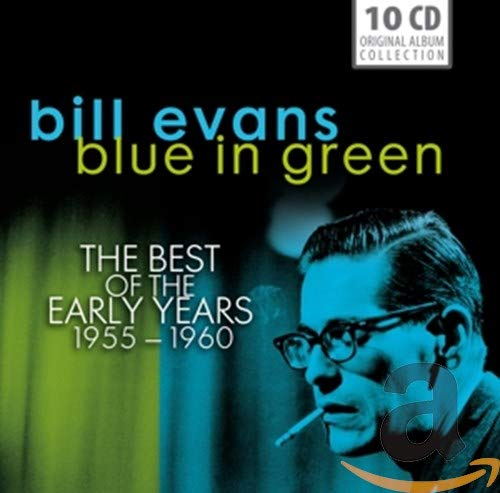 High Popular standard quality Bill Evans: Blue in Green The Best 1955-60 of the Years Early