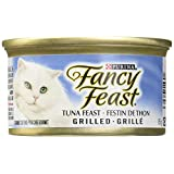 Purina Fancy Feast Grilled Tuna Feast in Gravy Cat Food 85g Can