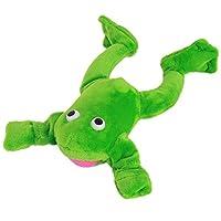 Studyset Cute Animal Shape Plush Toy Slingslot Flying Animal Fligshot Toy for Kids