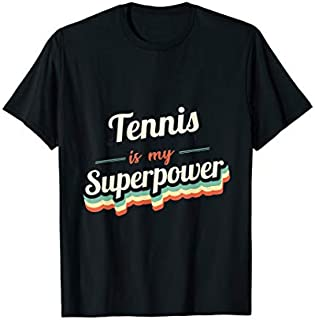 [Featured] Tennis is my Superpower Tennis Vintage in ALL styles | Size S - 5XL