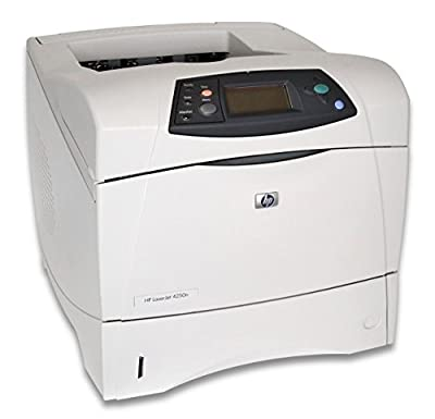 HP LaserJet 4250N Monochrome Network Printer