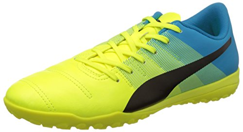 Calcio 3 Gelb Puma black Yellow Tt Scarpe Blue Da 4 01 atomic Uomo Evopower safety 4qq8EY