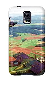 Hot Tpye Aircraft54 Case Cover For Galaxy S5