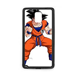 Dragon Ball Goku Samsung Galaxy Note 4 Cell Phone Case Black Delicate gift JIS_254168