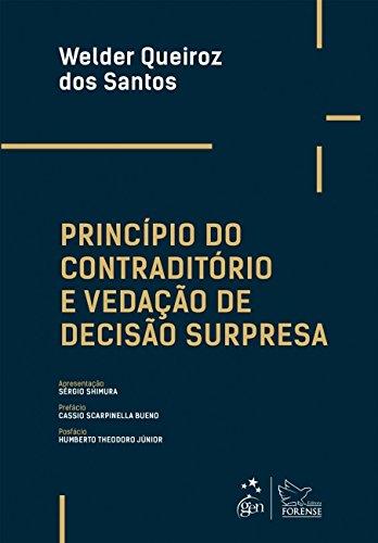 Princípio do Contraditório e Vedação de Decisão Surpresa