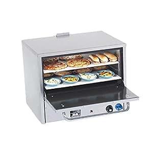 Amazon.com: Comstock Castle PO31 Countertop Gas Pizza Oven: Kitchen ...