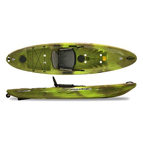 Liquid Logic Coupe XP Kayak - Mojito (Logic Kayak)