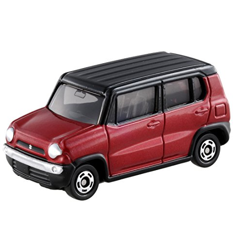 Tomica No.75 Suzuki Hustler (Limited specification)