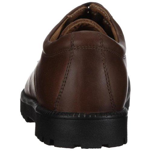 Birkenstock Harrison 025073 - Zapatos clásicos unisex Marrón