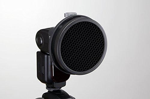スピードライト用 ハニカムグリッド spc067の商品画像