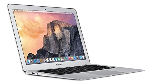 Apple Macbook Air 13.3-inch 256gb Laptop (Intel Core I7 2.2ghz, 8gb Ram) 2015 Version