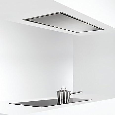 NOVY Pureline Campana techo Acero Inoxidable 6833 Incluye 5 años de garantía: Amazon.es: Grandes electrodomésticos